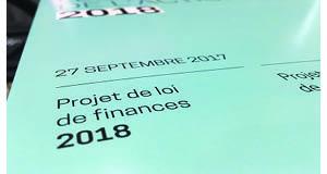 Projet loi de finance 2018 cession entreprise